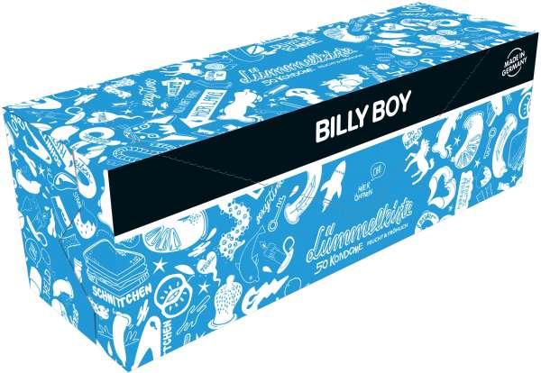 BILLY BOY Lümmelkiste Sanft & Sinnlich 50er Box