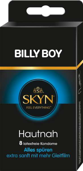 BILLY BOY Skyn Hautnah 8 St. SB-Pack.